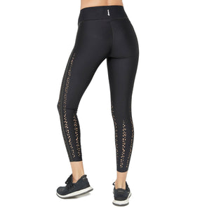 Ultracor Swarovski crystal ultra high leggins