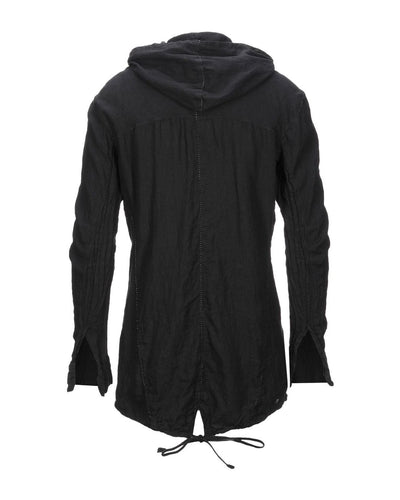 Masnada faded hooded jacket