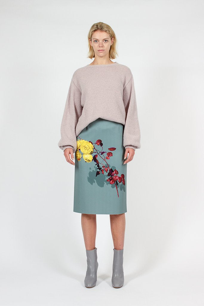 Dries Van Noten Sass Skirt
