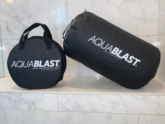 AquaBlast® underwater punching bag system by AquaBlastFit