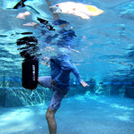 Aqua BLAST®, the ultimate underwater punching bag for swimming pools and swim spas - AquaBlastFit
