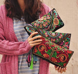 Ethnic Style Retro Embroidered Bag
