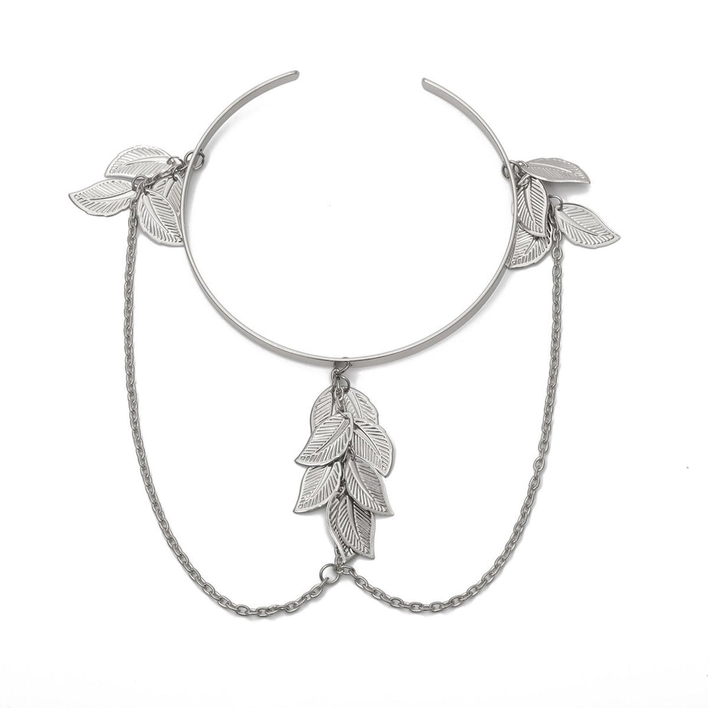 Boho Leaves Design Arm Chain Accessories