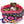 Load image into Gallery viewer, Boho Rainbow Red Multilayers Chain Evil Eye Wrap Wristband Bracelets