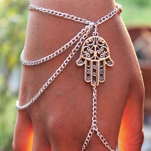 Bohemian Summer Beach Hand Bracelet Jewelry