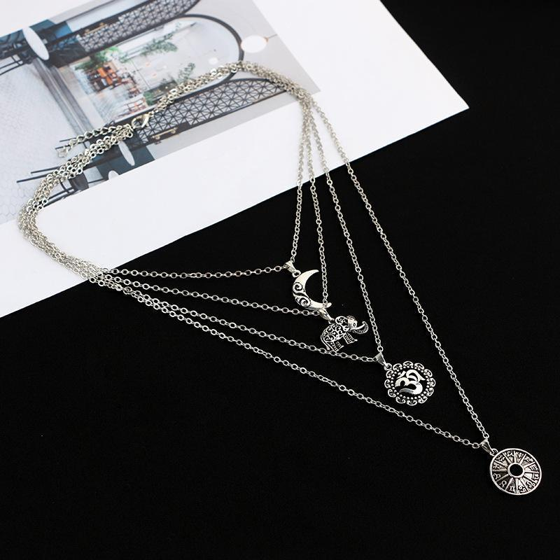 Fashion Alloy Necklaces Accessories