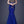 Load image into Gallery viewer, V-Neck Applique Mermaid Evening Dress