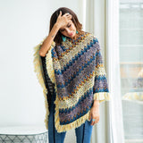 Knit Autumn Tassel Fashion Sweater Tops