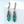 Load image into Gallery viewer, Vintage Green Crystal Natural Stone Drop Dangle Hook Stud Earrings