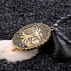 Vintage The Tree of Life Necklaces Accessories - 4