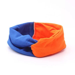 Contrast Color Hair Band Accessories - Voguetide