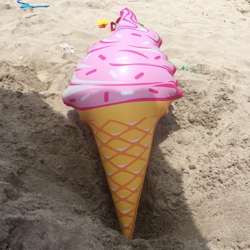 Icecream Inflatable Floating Swimming Toy - Voguetide