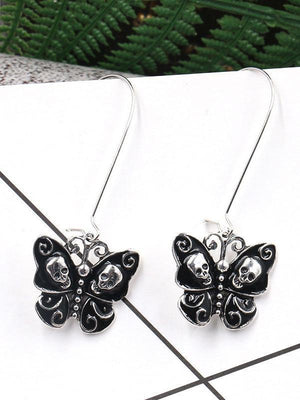 Butterfly Shaped Animal Earrings Accessories - Voguetide