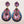 Load image into Gallery viewer, Elegant Crystal Diamond Colorful Drop Shape Earrings