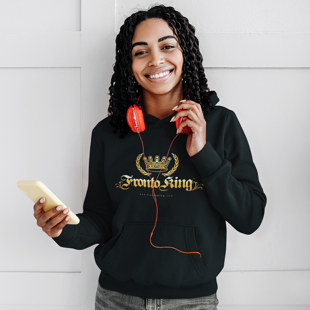 FRONTO KING GOLD - Unisex Hoodie