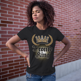 FRONTO KING - Ladies' Short-Sleeve T-Shirt