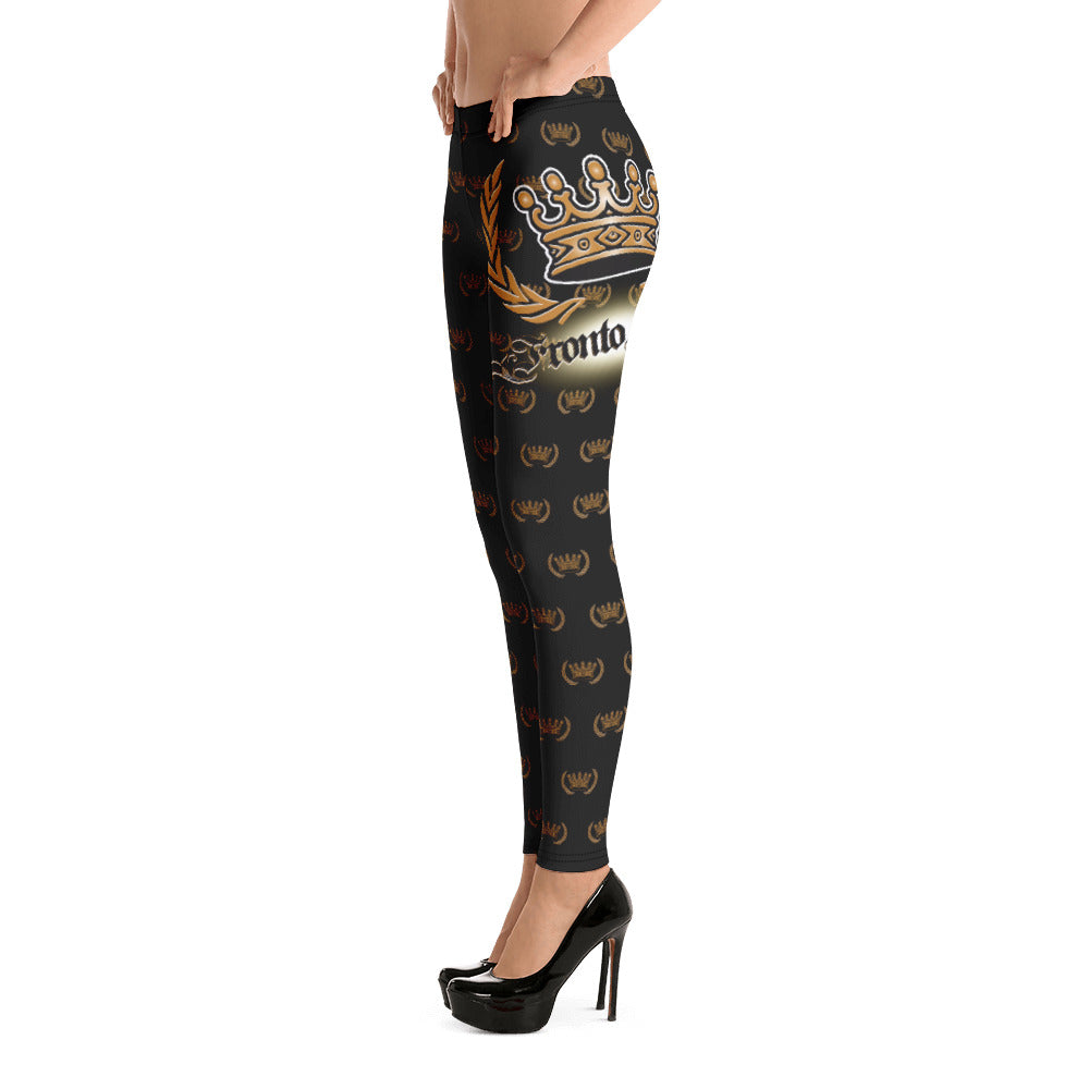 FRONTO KING Pattern - Leggings