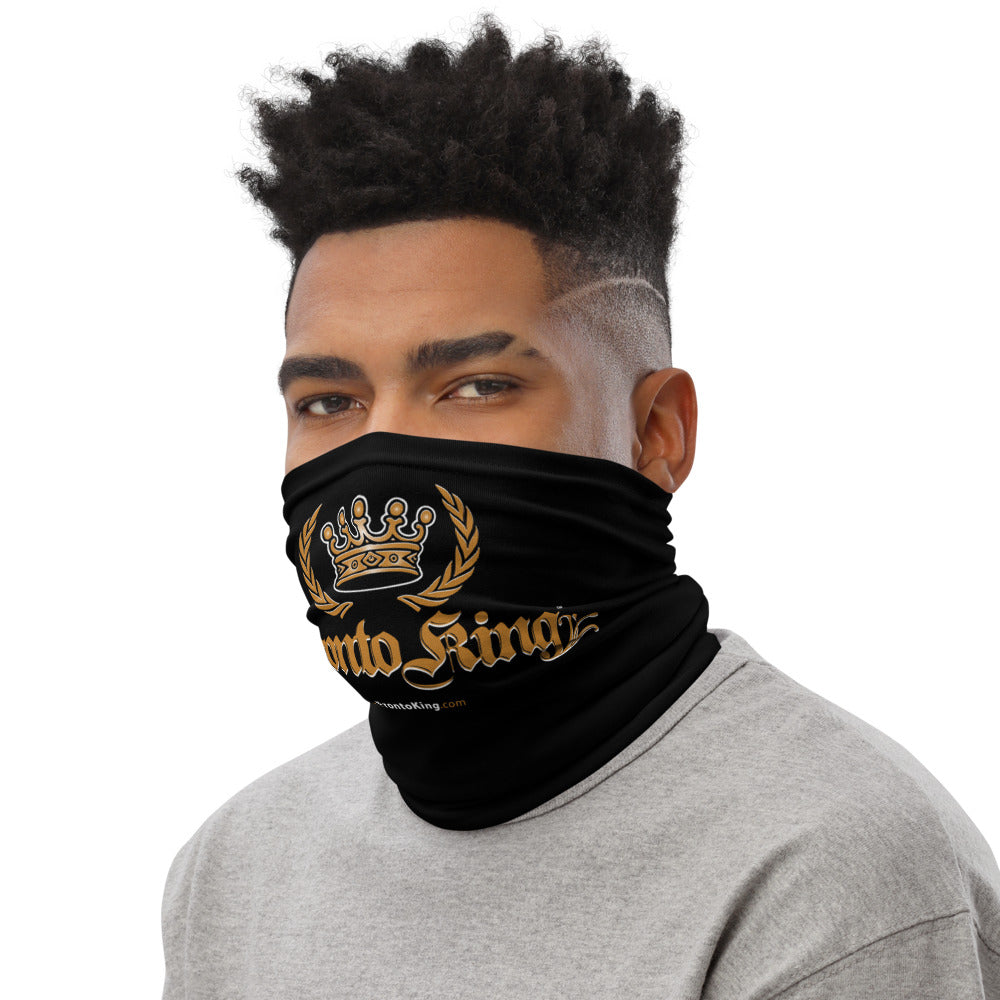 FRONTO KING - Unisex 2 designs in 1 Neck Gaiter