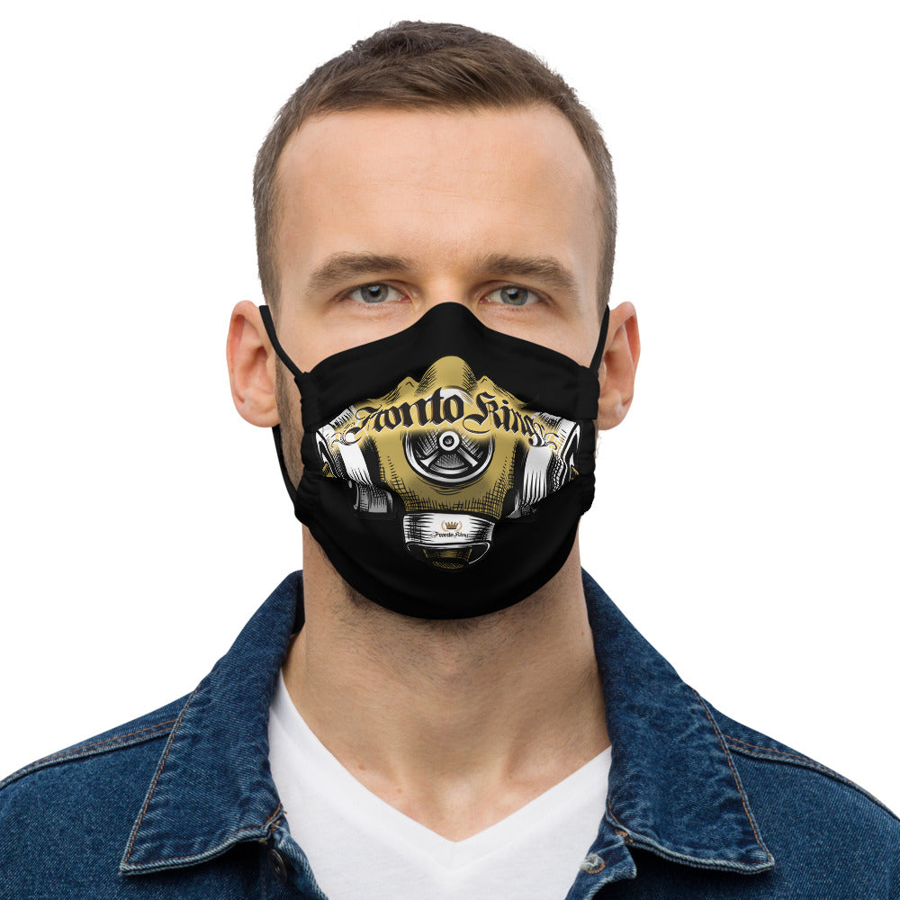 FRONTO KING GAS MASK - Unisex Premium face mask