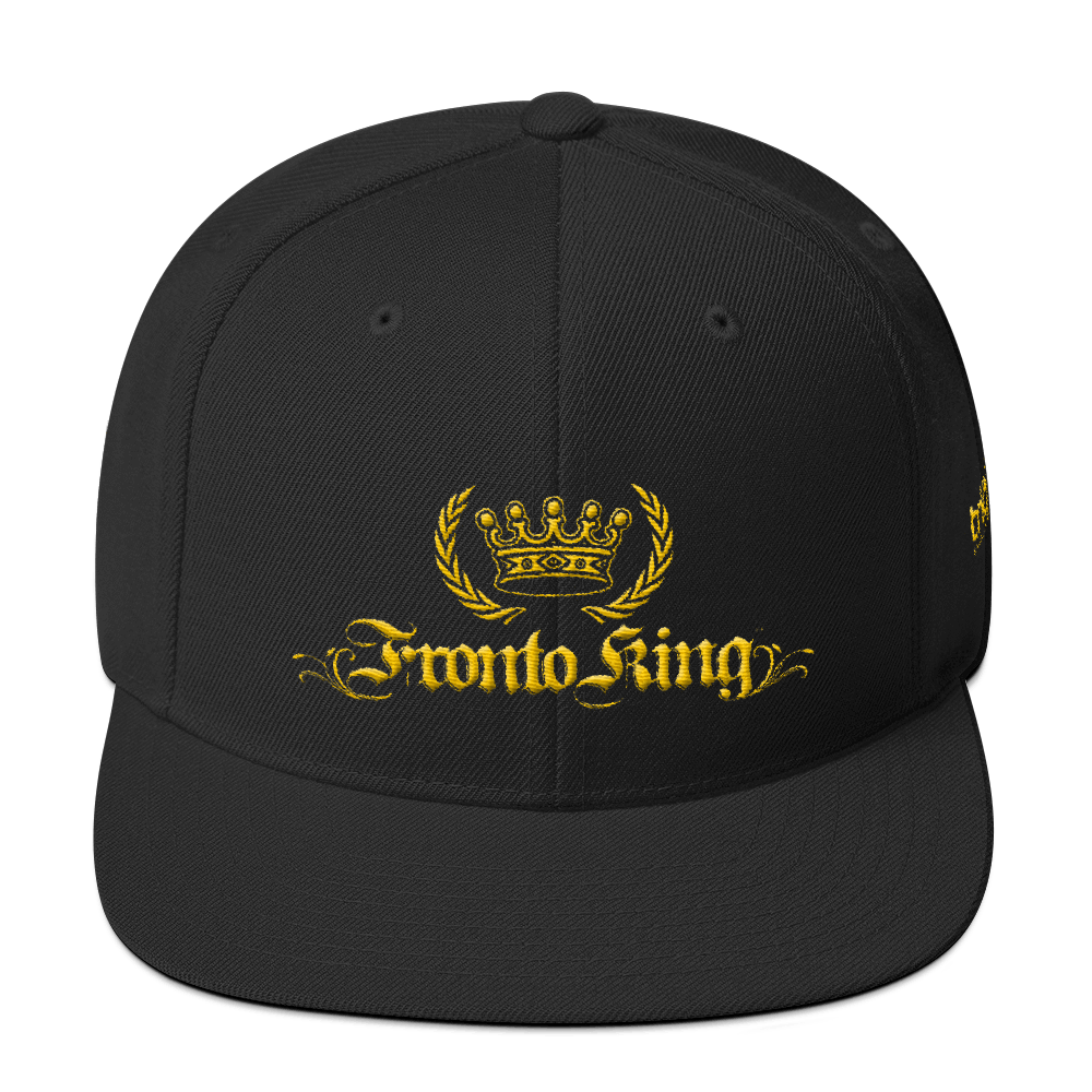 FRONTO KING - Snapback Hat