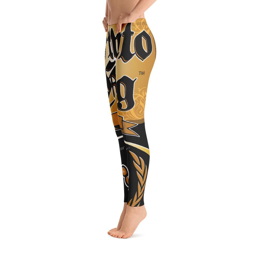 FRONTO KING -Leggings