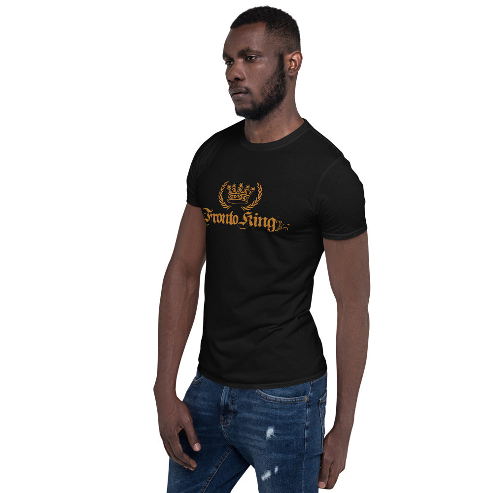 FRONTO KING LOGO - Short-Sleeve Unisex T-Shirt