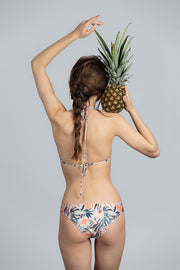 Tropical Peach Eco-Bikini