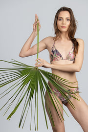 Tropical Green Eco-Bikini
