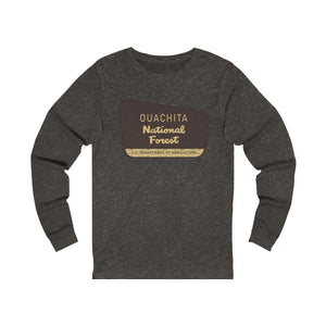 Ouachita National Forest Long Sleeve Tee