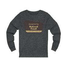Load image into Gallery viewer, Ouachita National Forest Long Sleeve Tee