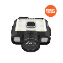 Load image into Gallery viewer, [CAPON 120D] Rechargeable Cap Light