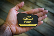 Load image into Gallery viewer, Ozark National Forest Rubber Morale Patch