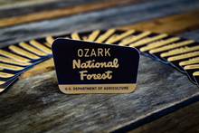 Load image into Gallery viewer, Ozark National Forest Die-cut Sticker