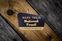 Load image into Gallery viewer, Mark Twain National Forest Die Cut Sticker