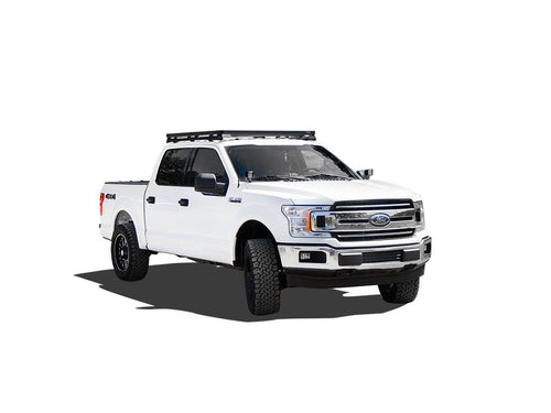 Ford F150 Crew Cab (2009-Current) Slimline II Roof Rack Kit