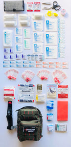 Outer Limit Supply Individual First Aid Supply Pack Refill
