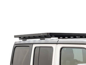 Jeep Wrangler JL 4 Door (2017-Current) Extreme 1/2 Roof Rack Kit