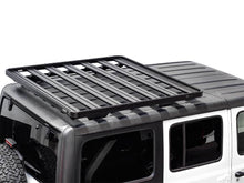 Load image into Gallery viewer, Jeep Wrangler JL 4 Door (2017-Current) Extreme 1/2 Roof Rack Kit