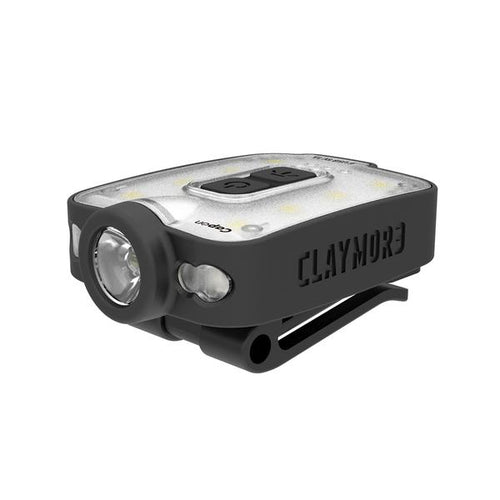 [Capon 40B] Rechargeable Cap Light by Claymore