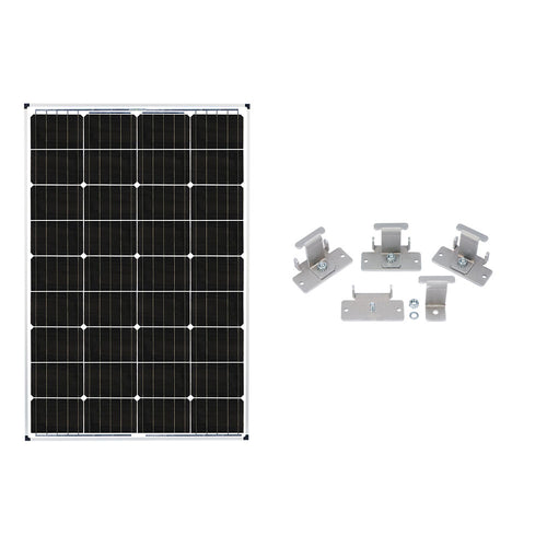 115-Watt Expansion Kit - By Zamp Solar