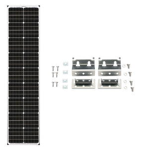 90-Watt Long Expansion Kit - By Zamp Solar