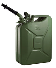 Load image into Gallery viewer, Wavian Fuel Can — the original NATO Steel Jerry Can