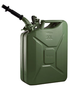 Wavian Fuel Can — the original NATO Steel Jerry Can