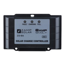 Load image into Gallery viewer, 8 Amp 5-Stage PWM Charge Controller - By Zamp Solar