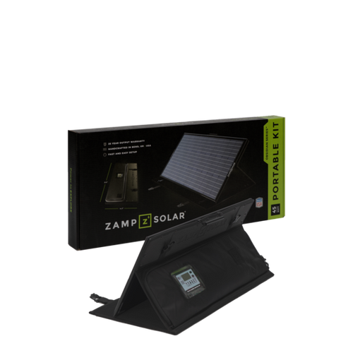 OBSIDIAN® SERIES 45-Watt Portable Kit- Regulated - Zamp Solar