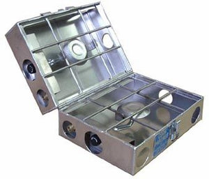 "Cook Partner 9"" 2-Burner Compact Stove"