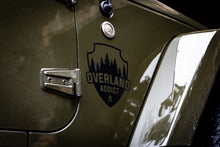 Load image into Gallery viewer, Overland Addict Vinyl Transfer Decal