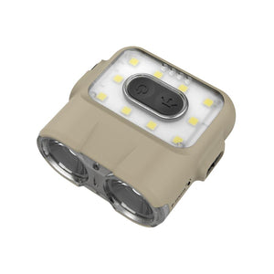 [CAPON 120H] Rechargeable Cap Light