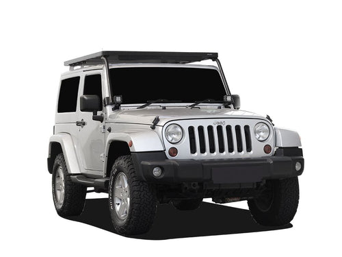 Jeep Wrangler JK 2 Door (2007-2018) Extreme Roof Rack Kit - FRONT RUNNER