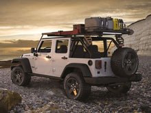 Load image into Gallery viewer, Jeep Wrangler JKU 4 Door (2007-2018) Slimline II Extreme Roof Rack Kit - by Front Runner